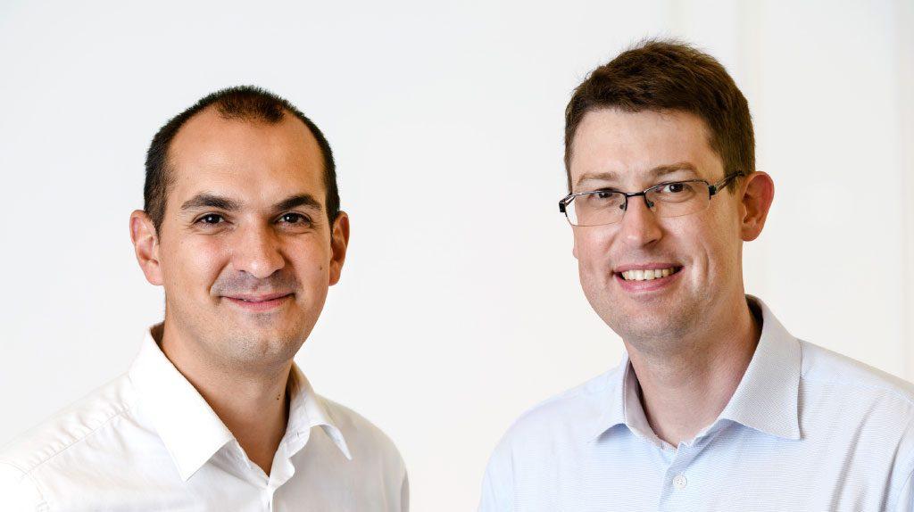 Guillaume Sohy & Vincent Bourgeois - Associés fondateurs d'Ishango